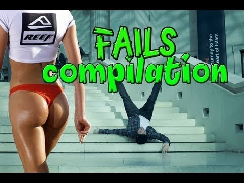 GYM / FITNESS FAIL COMPILATION 2013 + FUNNY FAILS