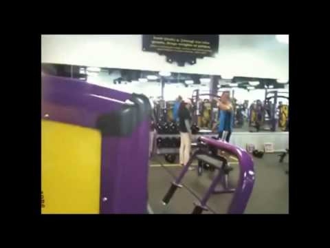 Fitness Fail Compilation – Roid Rage In Planet Fitness
