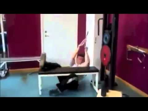 Fitness fail compilation