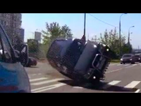 Driving In Russia (Week 4 – May – 2013) ☆ SFB