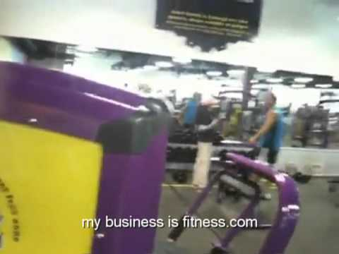 GYM FAIL – Member Loses It In Fitness Center