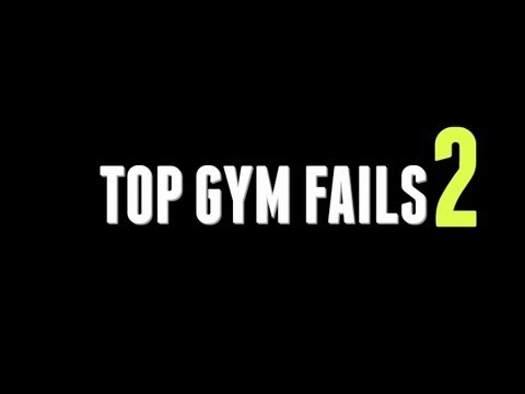 Gym Workout / FITNESS Fail Compilation Part 2