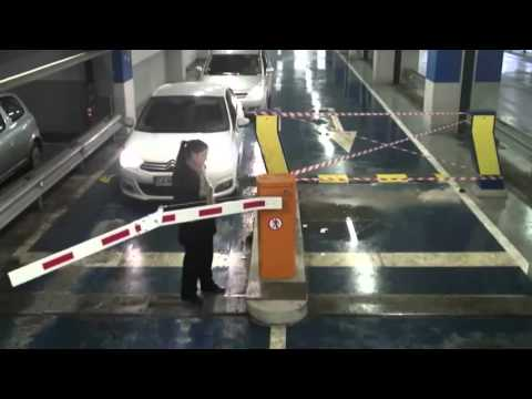 Daily Fails Spanish Woman Crashes into Parking Barrier ►