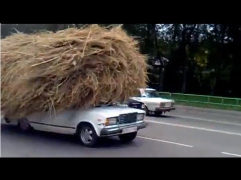 Russian Road Rage and Car Crashes 2012 by TNL