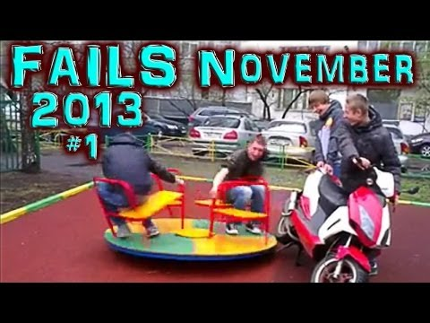 FAIL Compilation 1 || November 2013 || MonthlyFails