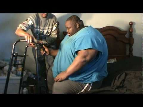 Fitness James Fails Weigh in – James Cry For Help – Super Morbid Obese