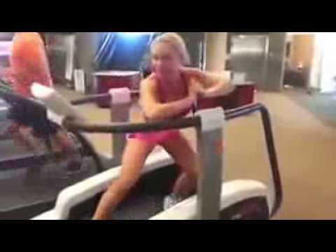 Hot  Workout  Especially  For Women Fitness Craziest