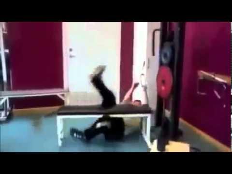 Fitness fails YouTube