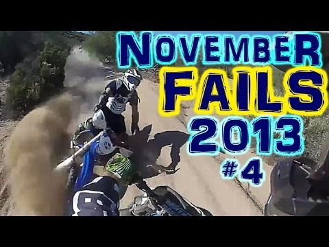 FAIL Compilation 4 || November 2013 || MonthlyFails