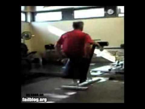 Fitness Training Fail