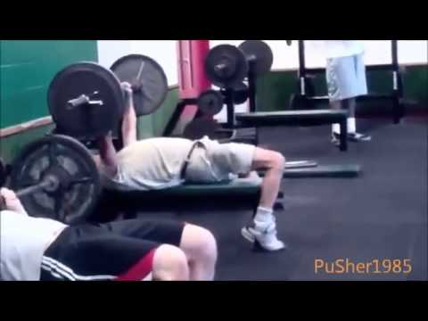 BEST OF Workout  Fitness Fails Compilation 2012