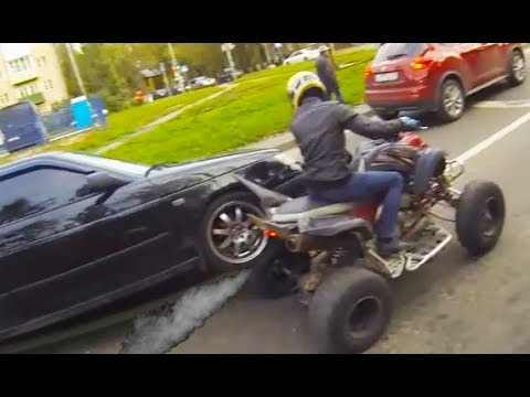 Russian Road Rage and Accidents October 2013 [18+] ☆ SFB