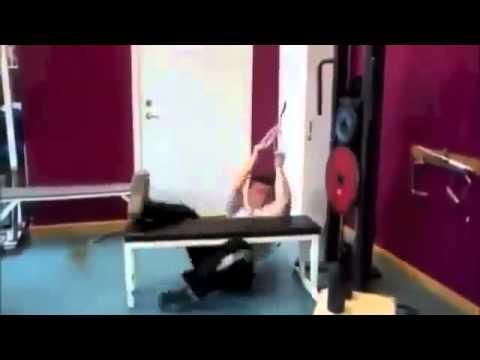 Fitness fails funny videos