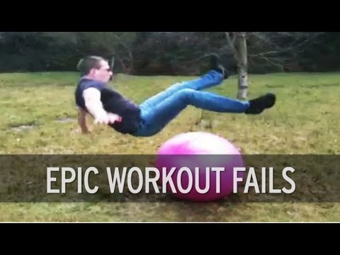 Epic Workout Fails: XHIT Edition