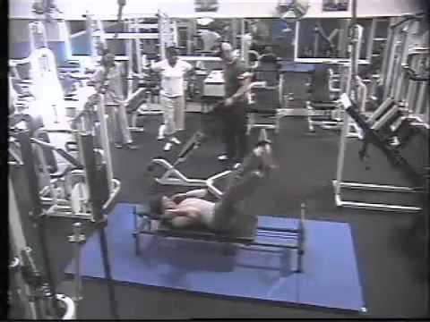 Fitness Fail  epic fail in gym