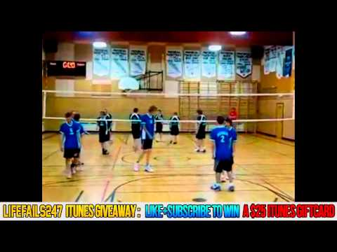 Hot Girl Volleyball FAIL Compilation!