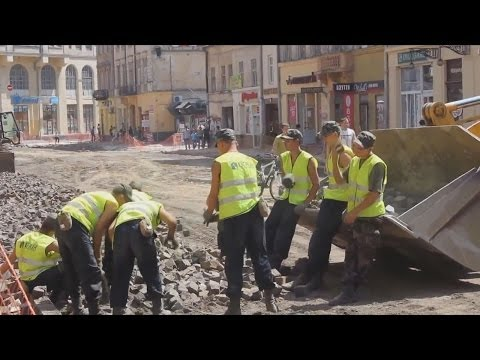 Ultimate Workers Fail Compilation 2013 || Uniformedia