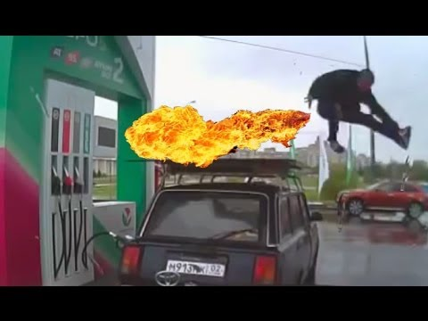 Russian Road Rage and Accidents November 2013 [18+] ☆ SFB