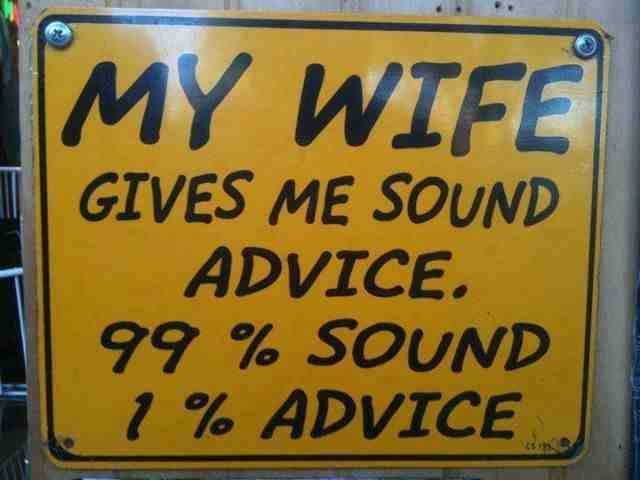 Really Funny Pictures – Sound Advice?