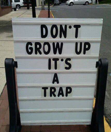 It Is A TRAP!
