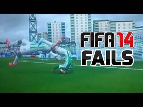 FIFA 14 | FAIL Compilation – WTF IS THIS?