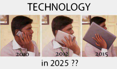 Technology in 2025
