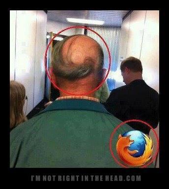 Firefox haircut?