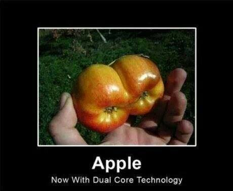 Apple Dual Core