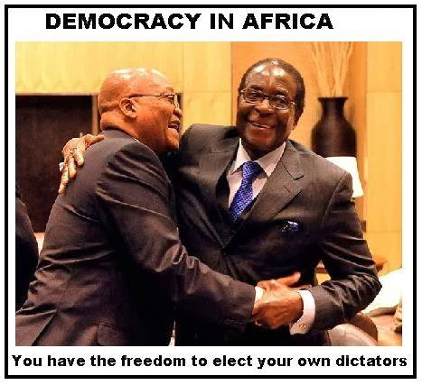 Democracy In South Africa Essays