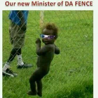 Minister of DA Fence
