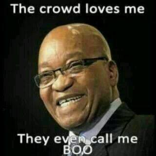 President Boo Zuma