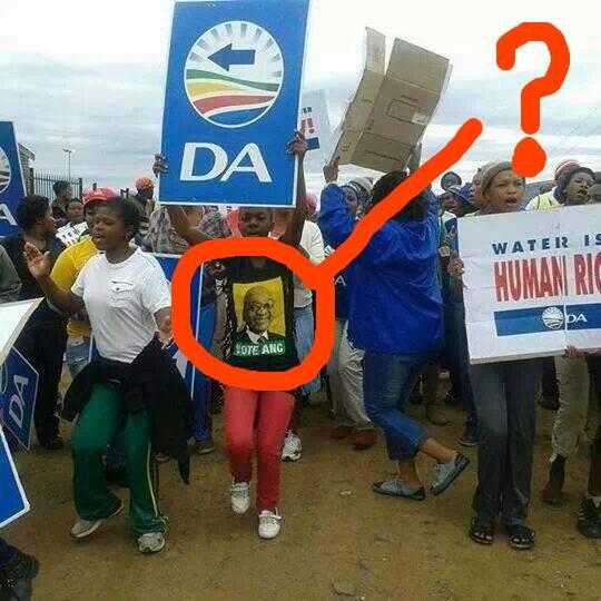 DA or ANC ?
