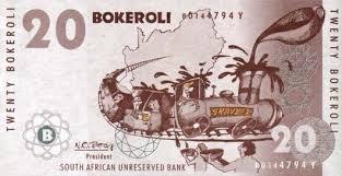Bokeroli SA currency.