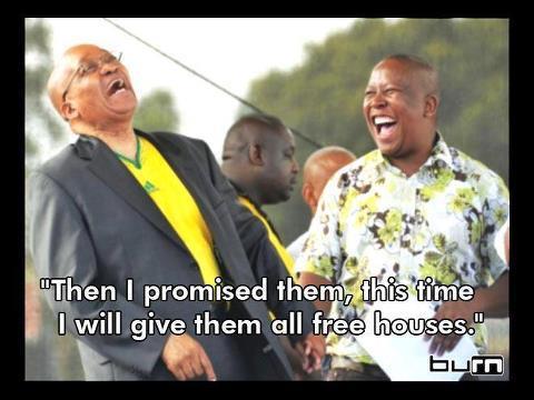 ANC promises…