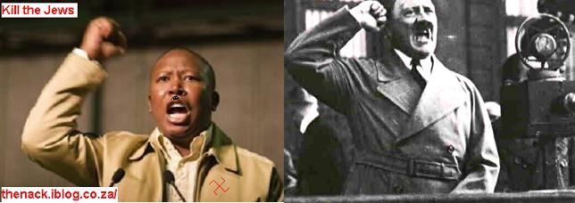 Malema a dictator in the making…