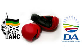 ANC and DA war.