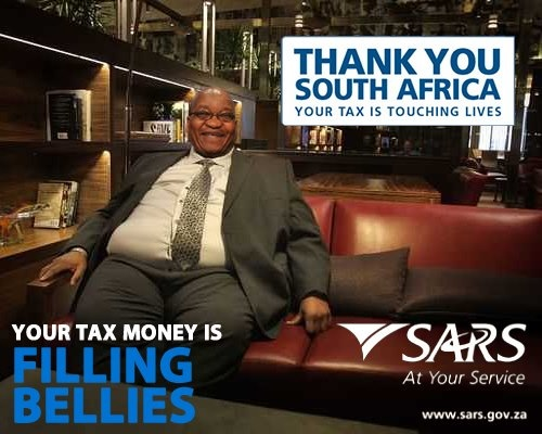 SARS filling bellies…