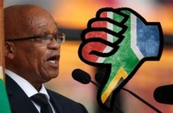 Boooo Zuma.