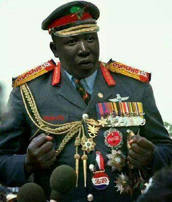 Dictator Crunchie Malema.