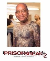 Zuma prison break.