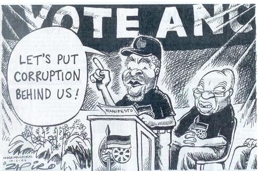 ANC corruption behind us?