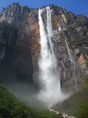 1. Angel Falls – 10 Highest Waterfalls