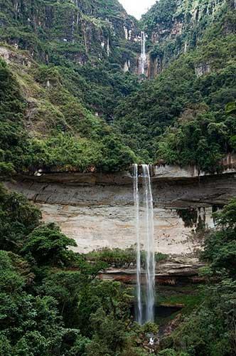 5. Catarata Yumbilla – 10 Highest Waterfalls