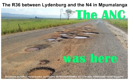 The ANC was here…