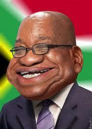 Big mouth Zuma.