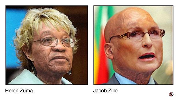Zuma Zille LOL