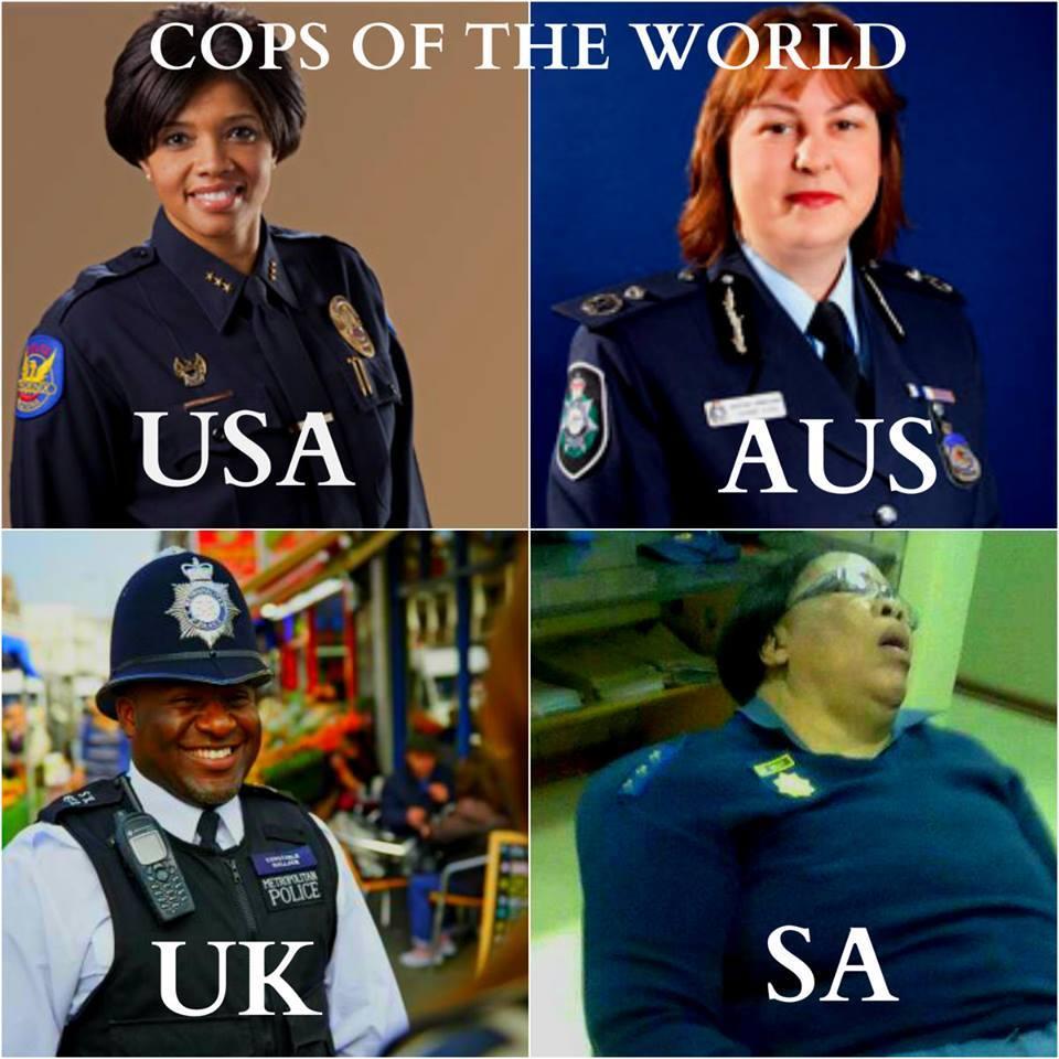 World police.