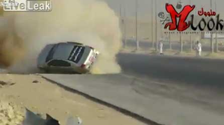 Saudi Drift fails – Heard of it?