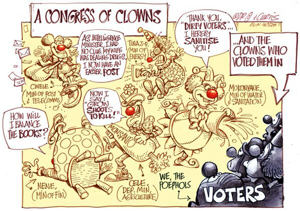 Congress of Clowns