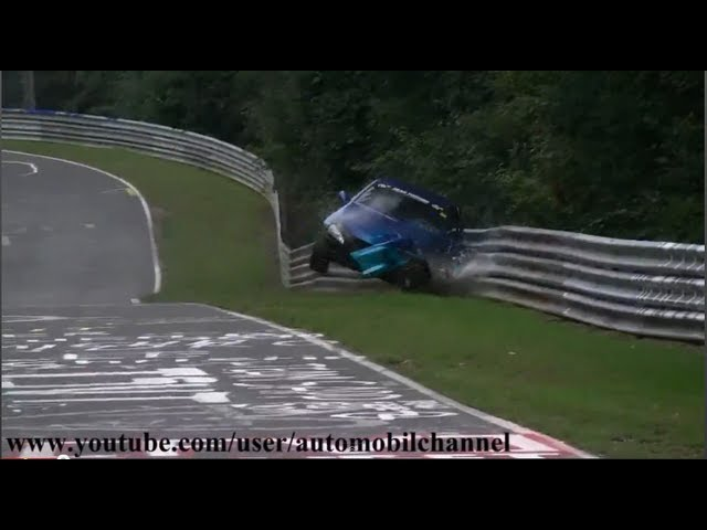 CRASH Accident FAIL COMPILATION 2012 Nurburgring
